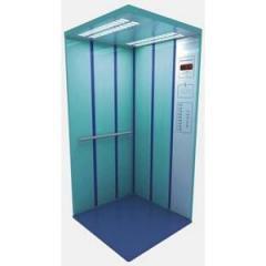 Works on modernization of elevators