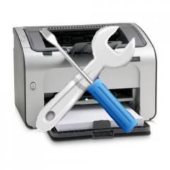 Repair of printers