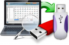 Recovery of data from disks, USB sticks, phones