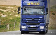 Automobile transportations in Kazakhstan