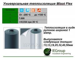 Универсальная теплоизоляция Misot Flex