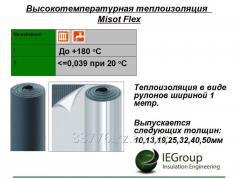 Высокотемпературная теплоизоляция  Misot Flex