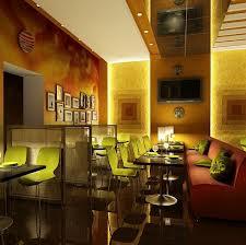 Design registration of cafe