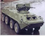 Модернизация БТР-70, БТР-60 до уровней БТР-80,