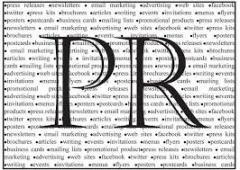 Writing of the scenarios PR campaigns