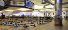 Advertizing in salons, the fitness centers