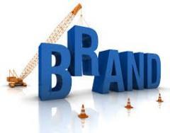 Development of a logo of a brand