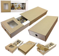 Development of packing gif