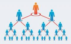 Services of network marketing