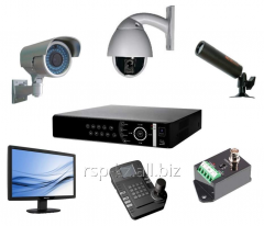System of video surveillance and control