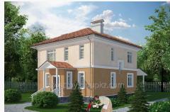 Производство и строительство Дома 151 м2