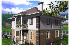 Строительство Дома 151 м2