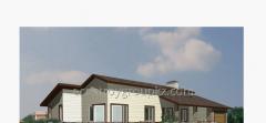 Строительство дома 140 м2