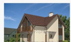 Строительство дома 146 м2