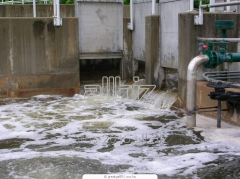 Reception and neutralization of production sewage