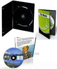 The press on CD and DVD disks, replication