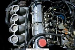Repair of a car of Alibekmol
