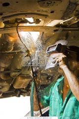 Car repairs of Alibekmol