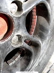Repair of vehicles of Alibekmol
