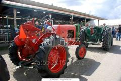 Repair of tractors of Alibekmol