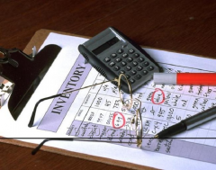 Inventory process outsourcing