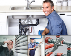 Sanitary works for individuals and the
