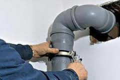 Замена канализационных труб в Алматы