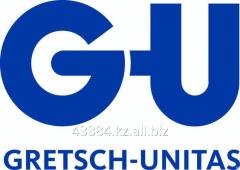 Установка сложного открывания GU
