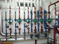 Service of objects water - gazo-, heat supply