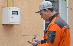 Repair of gas meters