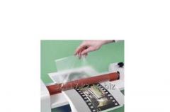 Lamination of printed materials