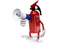 Initial training of radio telephone operators