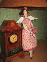Изготовление куклы, Изготовление кукол Тильда