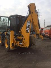 Rent of the excavator of a loader
