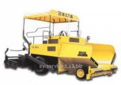 Rent of an asphalt spreader 5
