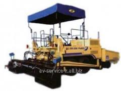 Rent of an asphalt spreader ds-191506