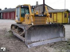 Rent of m-10b-180 of the bulldozer