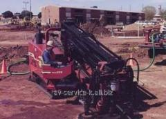 Lease of the boring ditch witch car r80
