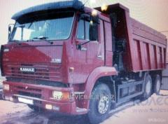 Lease of the truck 6520 1
