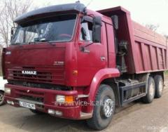 Lease of the truck 6520 2