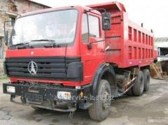 Lease of the north-benz 3 truck