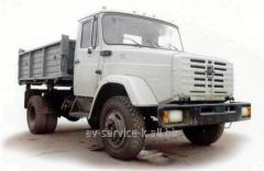 Lease of the truck ZIL