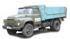 Lease of the truck zil-130