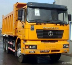 Lease of the truck KamAZ 25