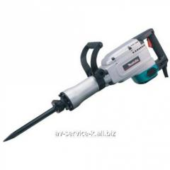 Rent of the tool jackhammer electric