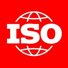 Certification of systems of management of ISO