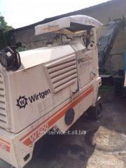 Rent road mill, bar wirtgen w500