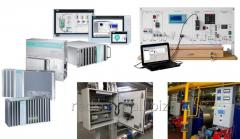 Automation of the production equipmen
