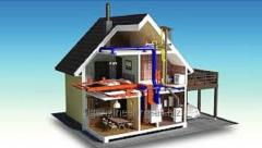 Services in heat supply, heatcold supply from