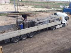 Транспортные услуги в Актау